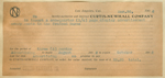 Curtis-Newhall Company receipt