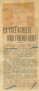 Ex-Yale athlete and friend hurt