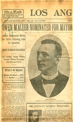 Owen McAleer nominated for mayor