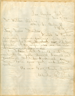 Letter from Charles C. Lamb to Walter Lindley