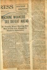 Machine workers see defeat ahead