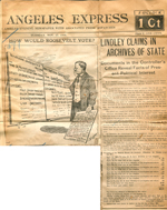 Lindley claims in archives of state