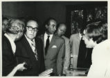 Kissinger visits the Coptic Museum