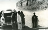 Charles Hedrick and crew at Jabal al-Ṭārif