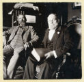 Judge Lemuel Clarke McKeeby and second man, seated