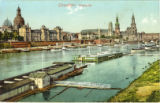 Postcard, Elbe River