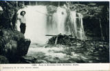 Postcard, Scene on the Ketchikan Creek