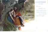 Postcard, Scene from Lohengrin