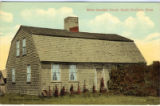 Postcard, Miles Standish House, South Duxbury, Mass.