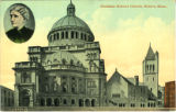 Postcard, Christian Science Church