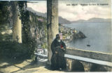 Postcard, Panorama from the Hotel dei Cappuccini