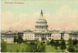 Postcard, The Capitol, Washington