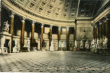 Postcard, East Side Statuary Hall, U.S. Capitol