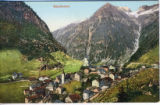 Postcard, Göschenen, Switzerland