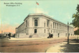 Postcard, Senate Office Building, Washington, D.C.