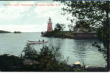 Postcard, Narrows Light, Gananoque [Ontario]