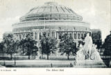 Postcard, The Albert Hall