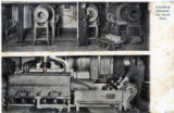 Postcard, Annealing Furnaces, The Royal Mint