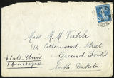 Envelope to Mildred Veitch