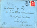 Envelope from Carman's letter to Way, 1910 December 19