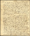Charles Carroll letter to William Gibbons, 1822 April 20