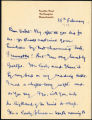 Mary Ellen Chase letter to Isabel, 1938 February 28