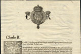King Charles I speech, 1639 April 25