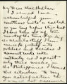 George Ade letter to Newton MacMillan, 1900 July 24