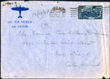 Envelope from Berenson's letter to Castellan Berenson dated 1948 December 14