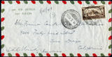 Envelope from Berenson's letter to Castellan Berenson dated 1949 January 25