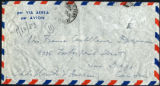 Envelope from Berenson's letter to Castellan Berenson dated 1953 January 10