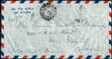 Envelope from Berenson's letter to Castellan Berenson dated 1954 January 21