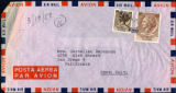 Envelope from Mariano's letter to Castellan Berenson dated 1958 March 19