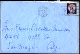 Envelope from Berenson's letter to Castellan Berenson dated 1957 March 3