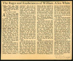 The rages and exuberances of William Allen White, 1937 April 25