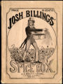 Josh Billings' Spice Box