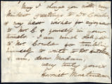 Harriet Martineau letter to Cecilia Siddons Combe