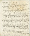 Charles Kean letter to James F. Cathcart