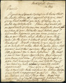 Richard Cumberland letter, 1787 May 12