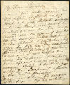 Samuel Foote letter to William Woodfall, 1776, February 3